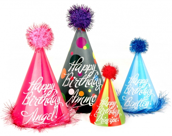 Birthday Hats For Dogs Customized