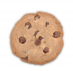 Carob Chip Cookie Single